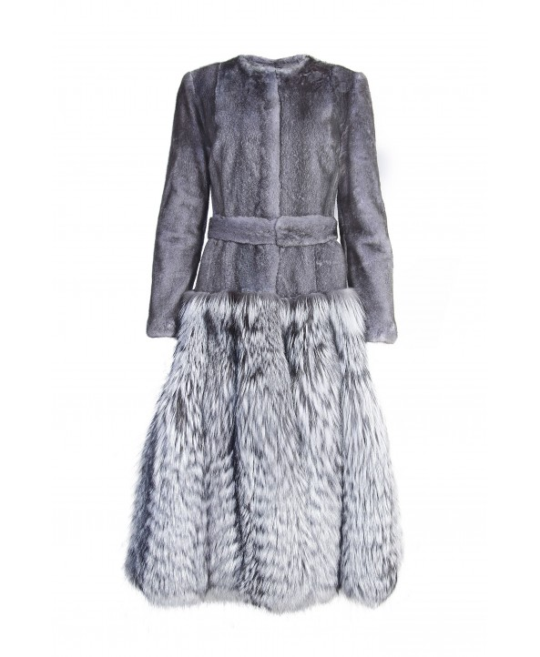 1bc166e5806 Меховое пальто